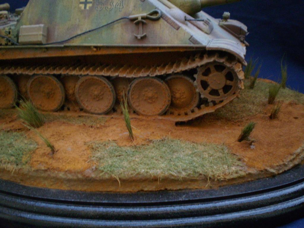 Jagdpanther ( Gunze Sangyo 1/35 ) 20100326