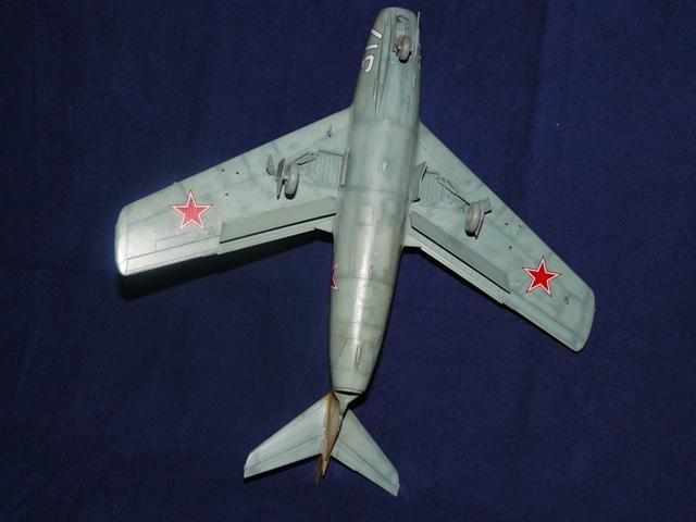 MiG-15 Bis ( Tamiya + Cockpit True Detail 1/48) 211