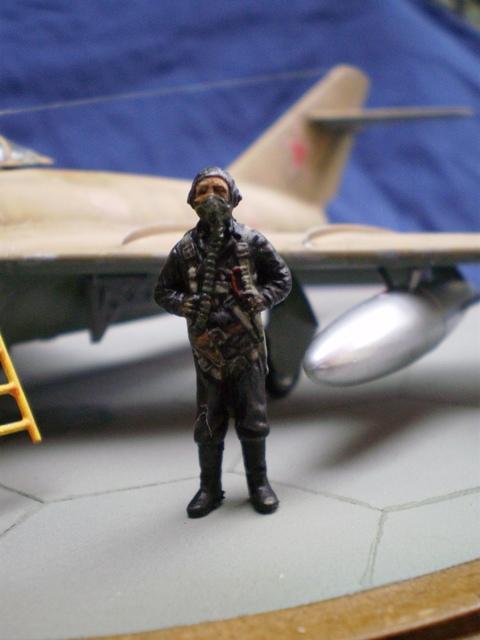 MiG-15 Bis ( Tamiya + Cockpit True Detail 1/48) 2111