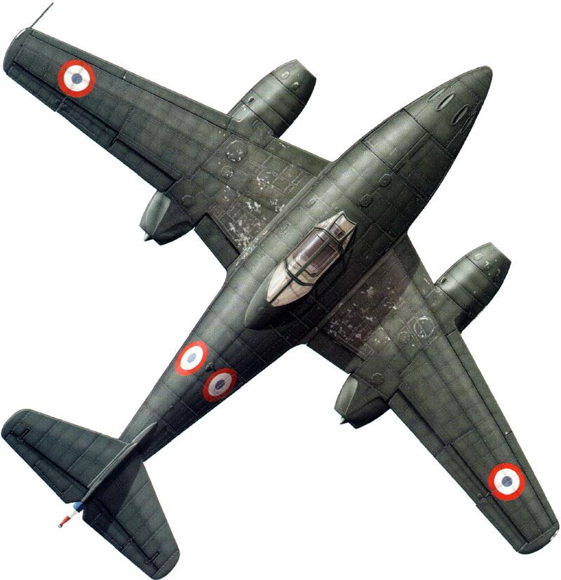 Me 262 A-2a/U2 au 1/48 ( Dragon 5529 versus Hobby Boss 80377 ) - Page 2 21_1_a10