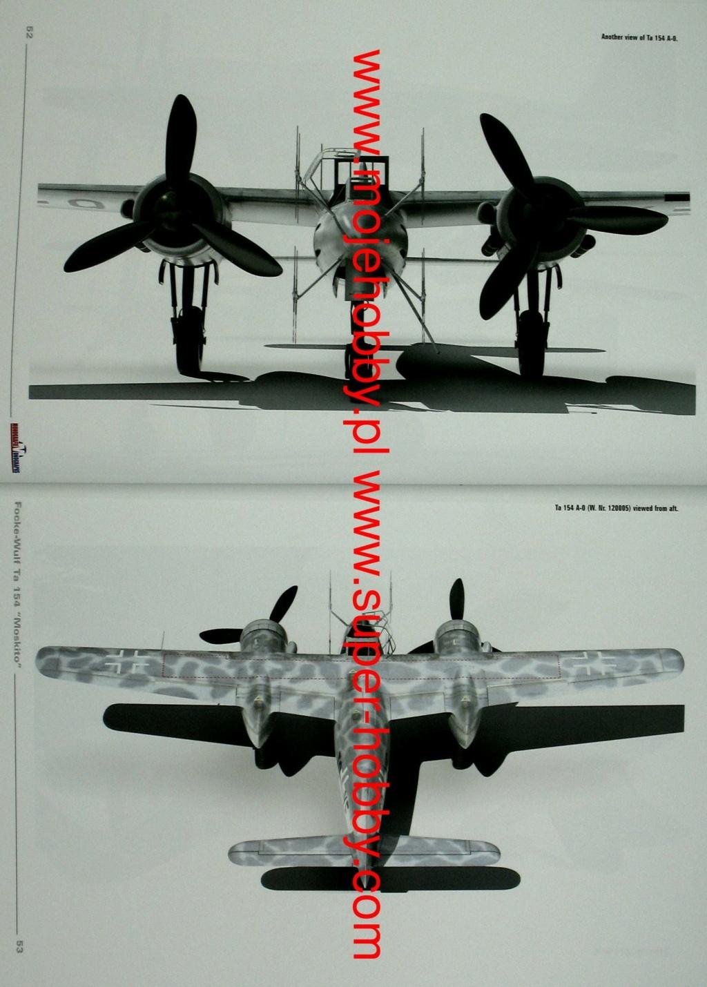 Ta 154 A-1  W.Nr. 160791 codé 4R+GN de la 5/NJG-2  (Revell & Verlinden 1/48) 22944_11