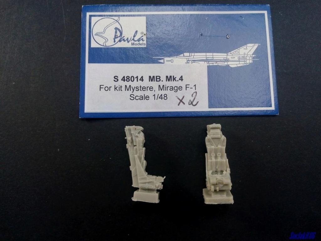 """Fil Rouge 2021 * Mirage IV A n°31/BD """"Opération Tobus """" (Heller 1/48)  2319"""