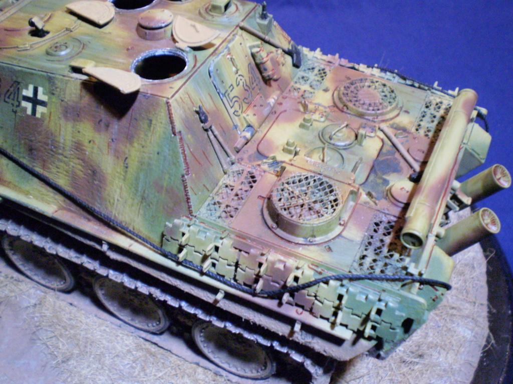 Jagdpanther ( Gunze Sangyo 1/35 ) 2512