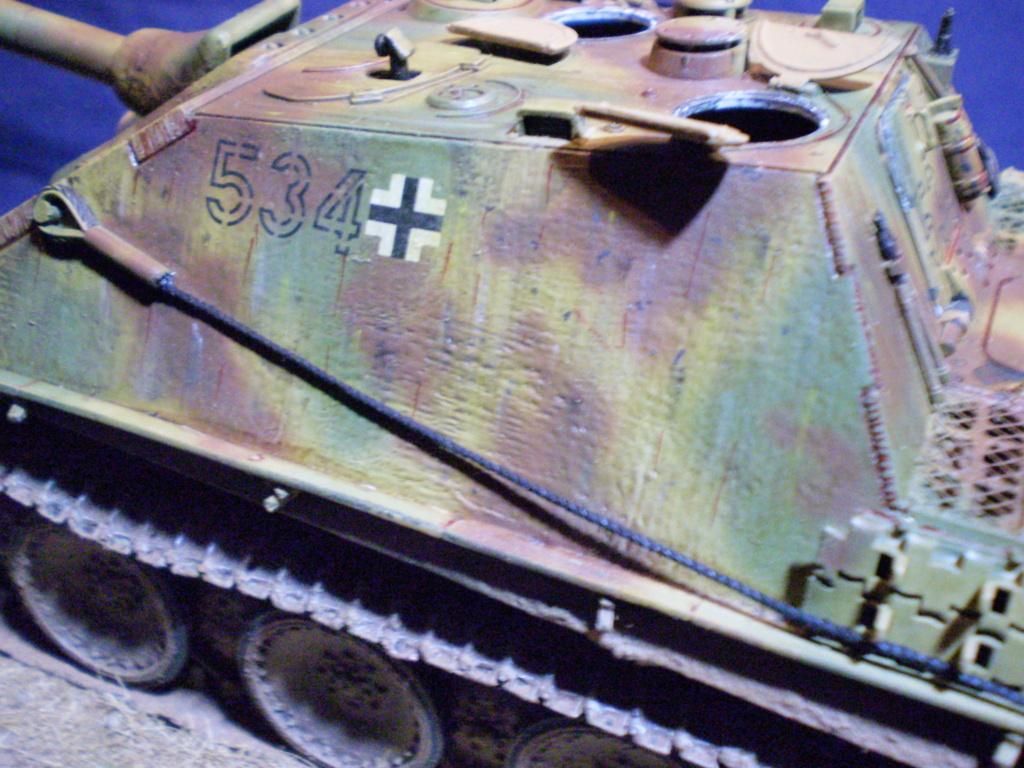 Jagdpanther ( Gunze Sangyo 1/35 ) 2612