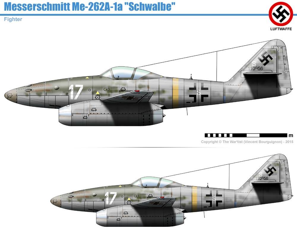 Messerscmitt Me 262A-1A 1/72 Revell page2 314
