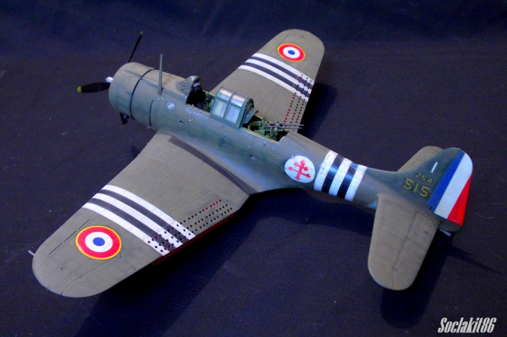 "Douglas SBD-1 Dauntless (Accurate Miniature 1/48) ""The US Marines Corps Golden Wings"" 3711"