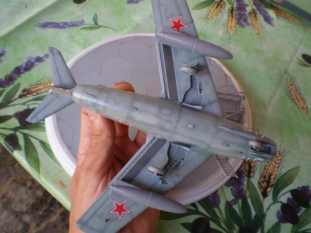 MiG-15 Bis ( Tamiya + Cockpit True Detail 1/48) 410