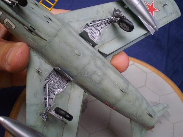 MiG-15 Bis ( Tamiya + Cockpit True Detail 1/48) 510