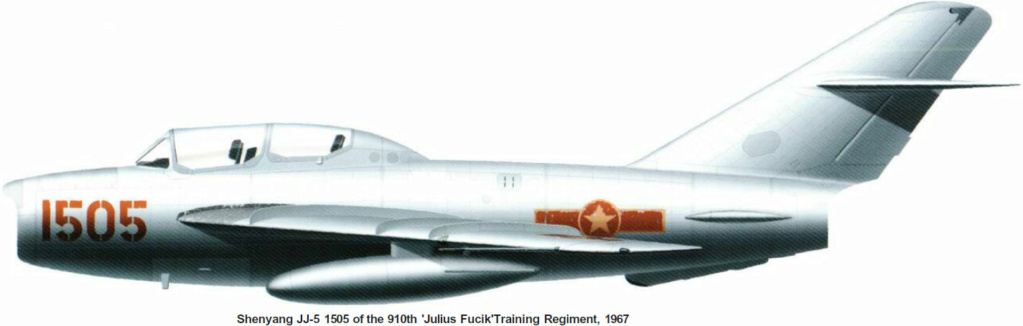 Shenyang JJ-5 Armée de l'air Nord Vietnamienne (Hobby Boss 1/48) 55_2011
