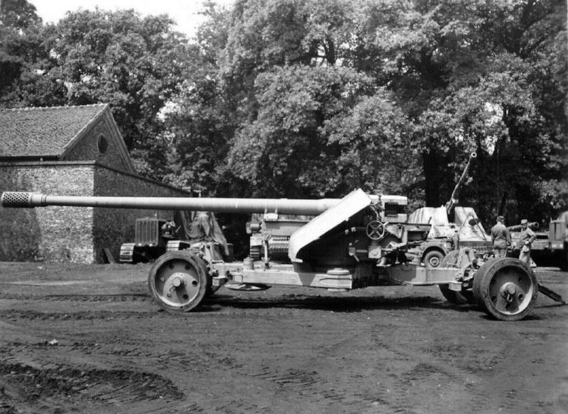Krupp 12,8 cm PaK 44 (GWH réf L3526 - 1/35 ) 6b267310