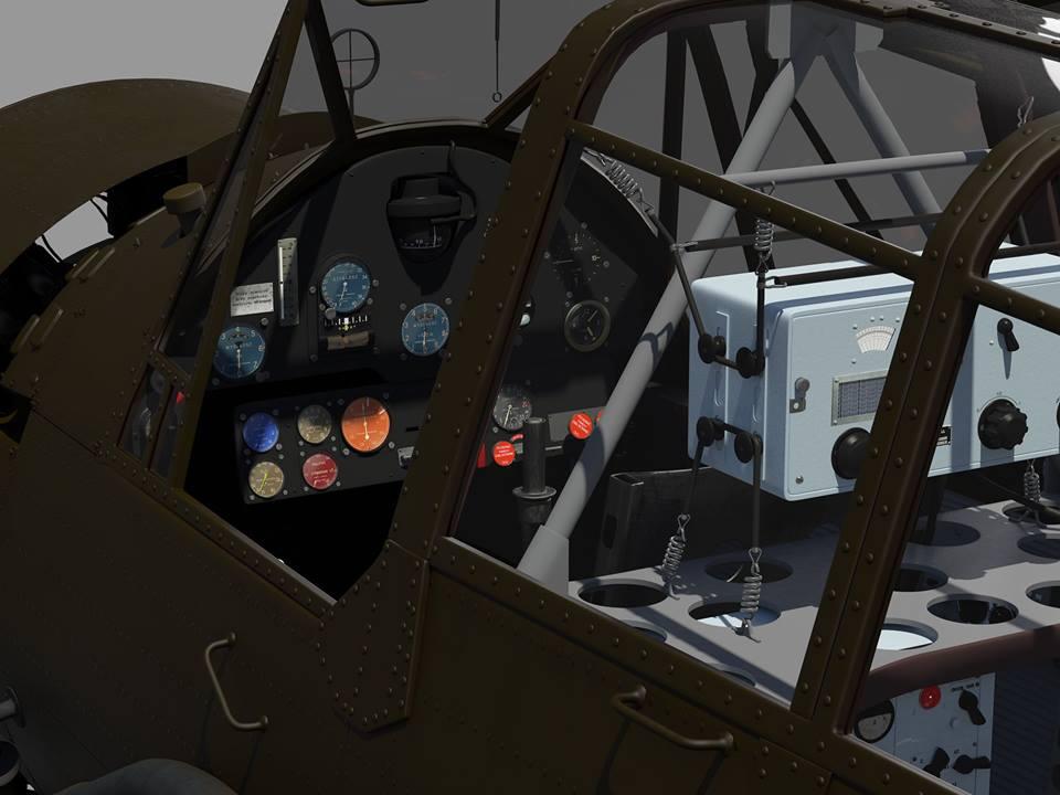 "Fil rouge 2020 , PZL P-23B Karas ""1939 Campaign"" (Mirage Hobby 1/48) 70416910"