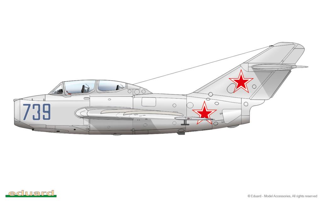 MiG-15 UTI (Trumpeter 1/48)  7433-b11