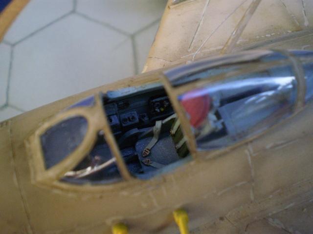 MiG-15 Bis ( Tamiya + Cockpit True Detail 1/48) 810