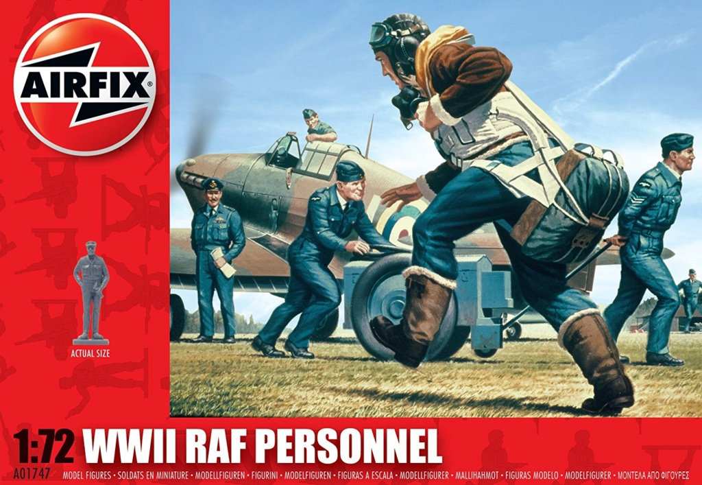 "Avro Lancaster B mark 1 ""RF128 - QB°V - Victorious Virgin "" ( Airfix 1/72 ) 81sviu10"