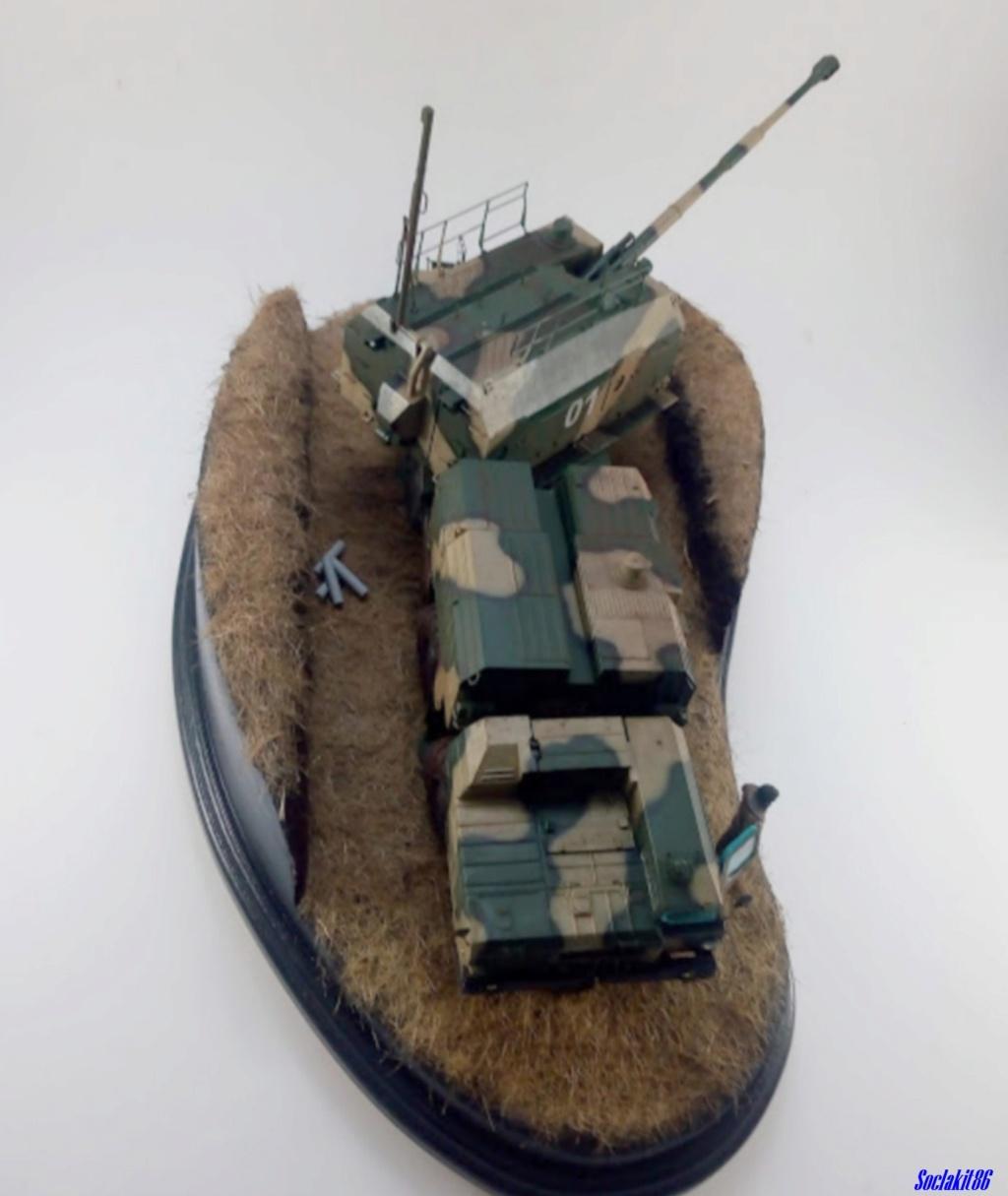 Canon automoteur de défense côtière de 130 mm A-222 Bereg ( 1/35 Trumpeter) - Page 4 8510
