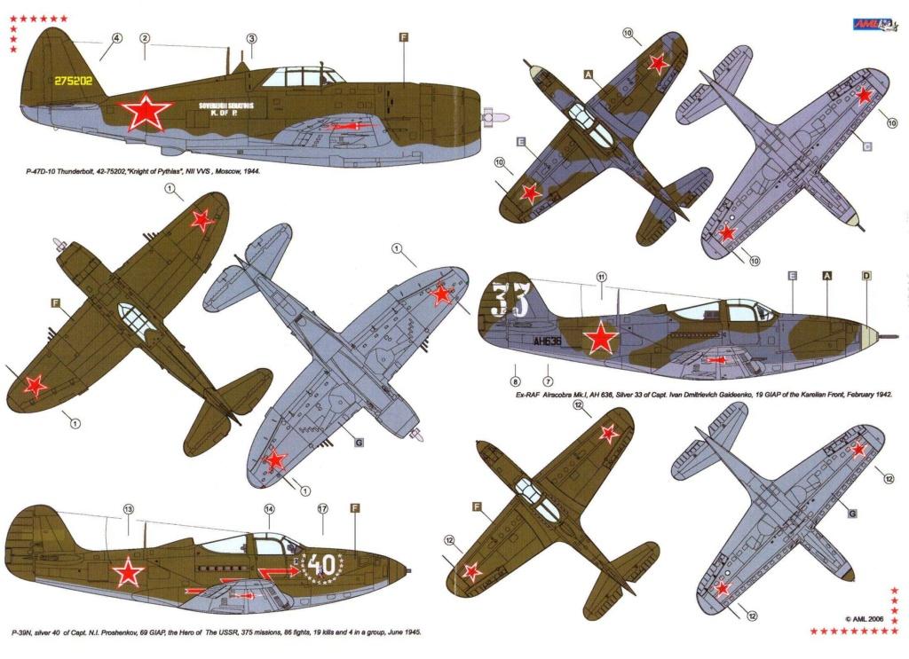 Bell P-400 Airacobra au 1/48 ( Eduard 8061 ) --> P-39 N  Amld4812