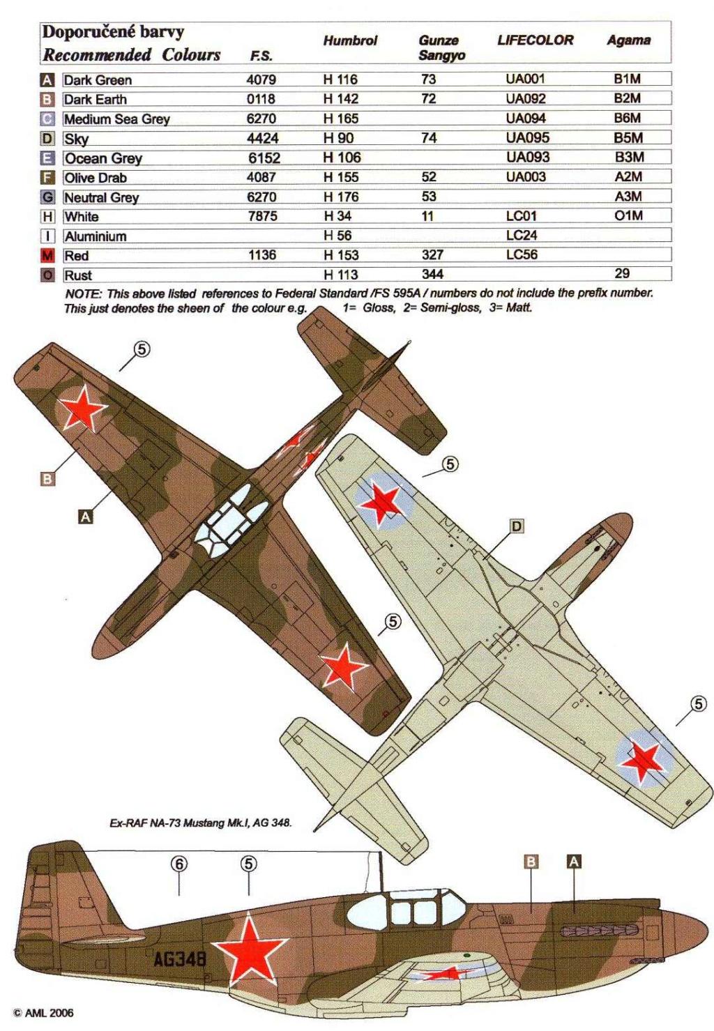 Bell P-400 aux couleurs Russes ( Eduard 1/48) Amld4816