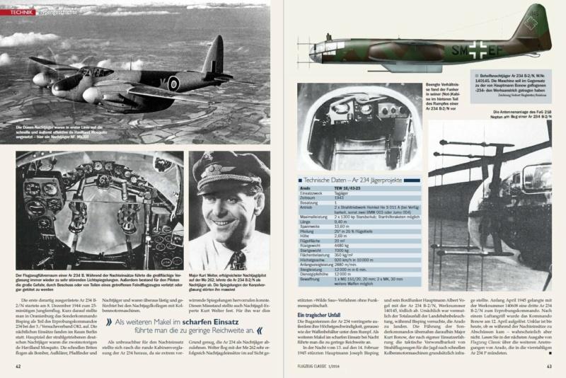 Arado 234 Chasse de nuit FLY au 1/32 - Page 2 Arado_12