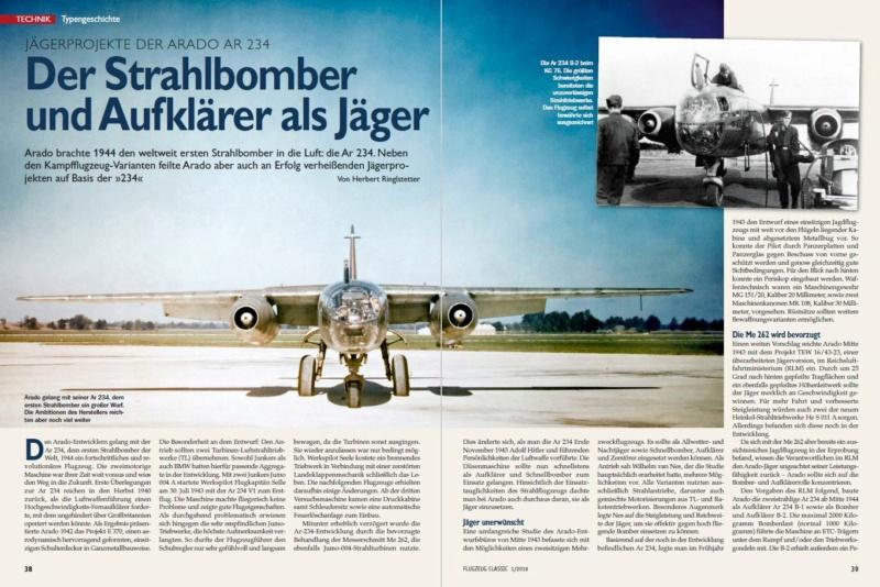 Arado 234 Chasse de nuit FLY au 1/32 - Page 2 Arado_13