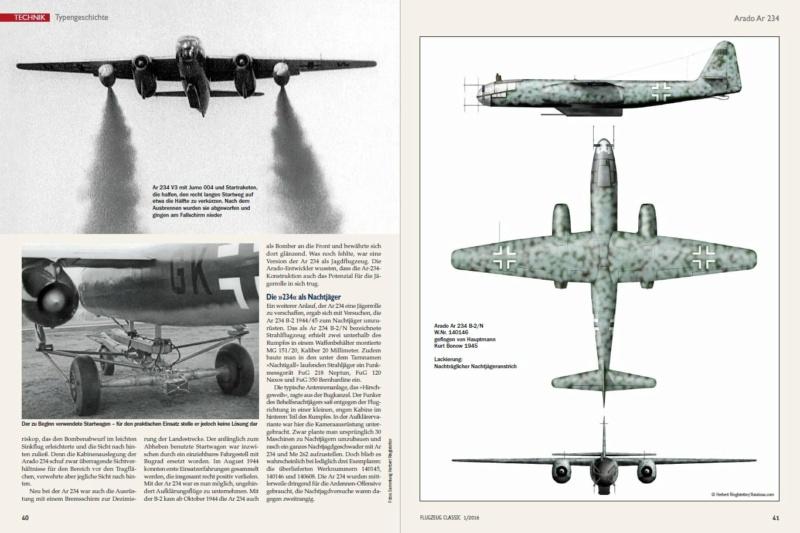 Arado 234 Chasse de nuit FLY au 1/32 - Page 2 Arado_14