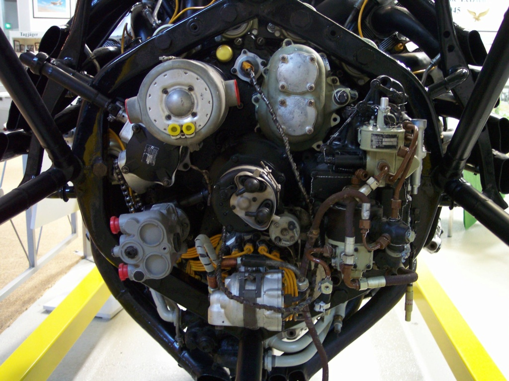 revell 1/32 focke wulf 190 a-8 nightfighter  Bmw80111