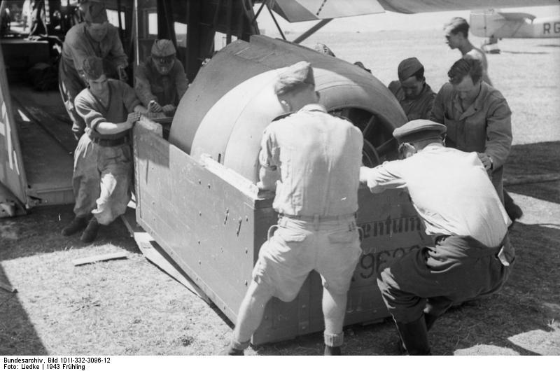 revell 1/32 focke wulf 190 a-8 nightfighter  Bundes10