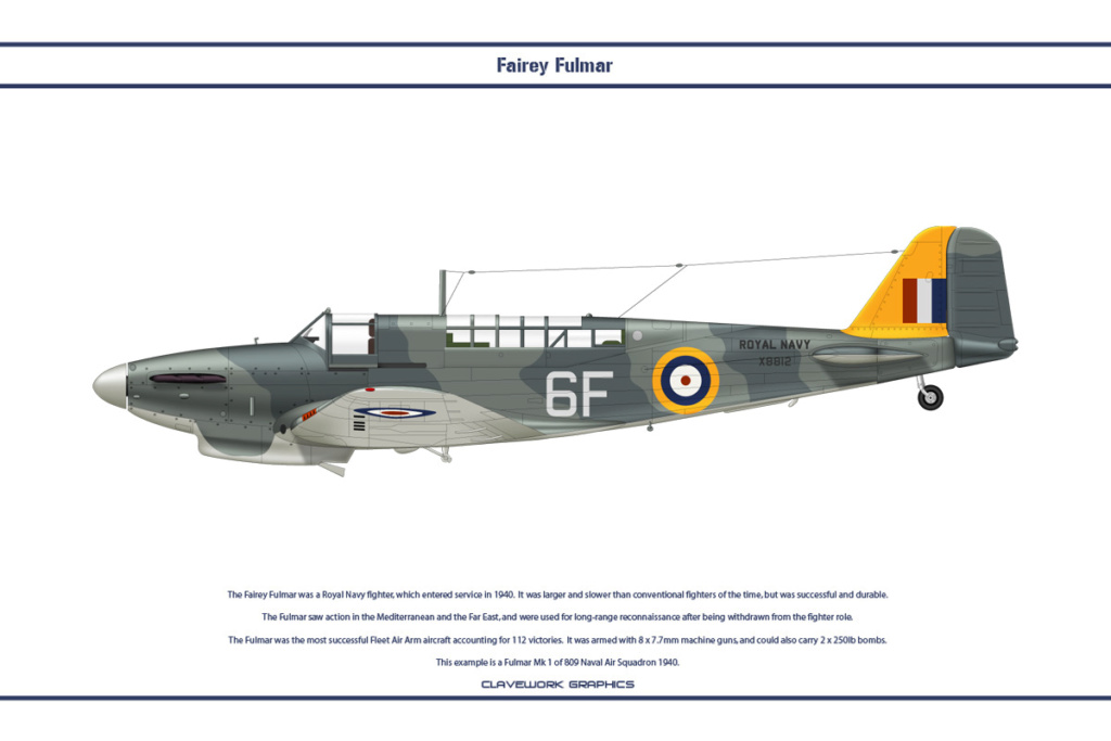 Fairey Fulmar Mark II (Eduard réf 1130 Limited Edition 1/48 ) D7y1g810