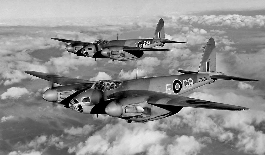 De Havilland  DH-98 Mosquito B mark IV (Revell 04555 au 1/48 ) Dh_98_10