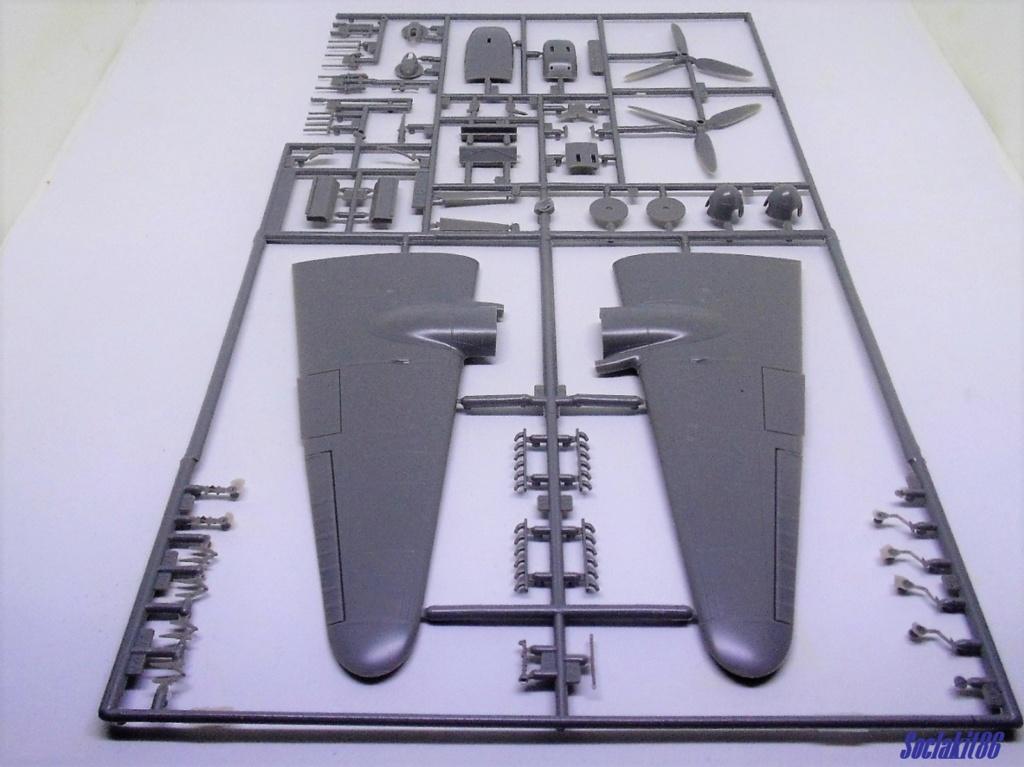 Me 410 B-2 / U-2 / R-4 Hornisse (Revell 04533 1/48) Dsc00111