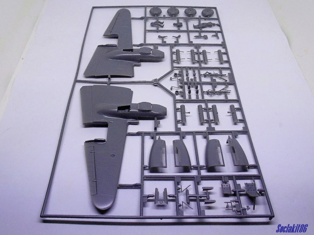 Me 410 B-2 / U-2 / R-4 Hornisse (Revell 04533 1/48) Dsc00114