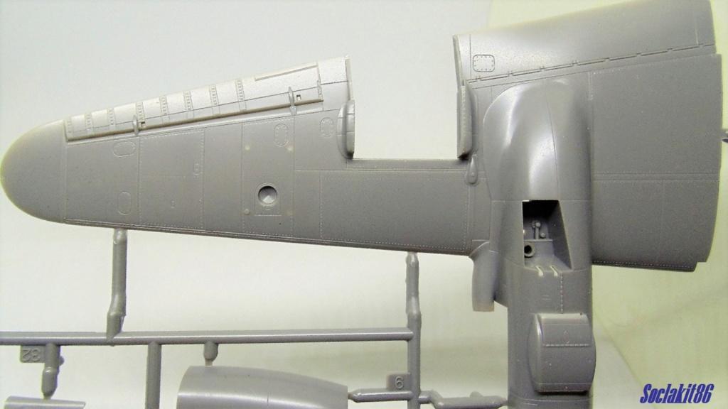 Me 410 B-2 / U-2 / R-4 Hornisse (Revell 04533 1/48) Dsc00115