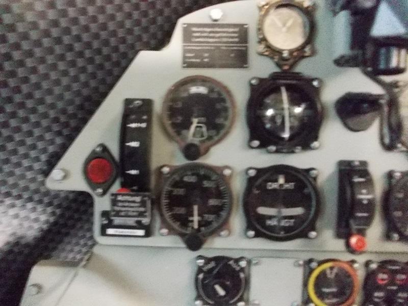 Tableau de bord de Bf-109 E-3 (Eduard 1/4) Dscn0034