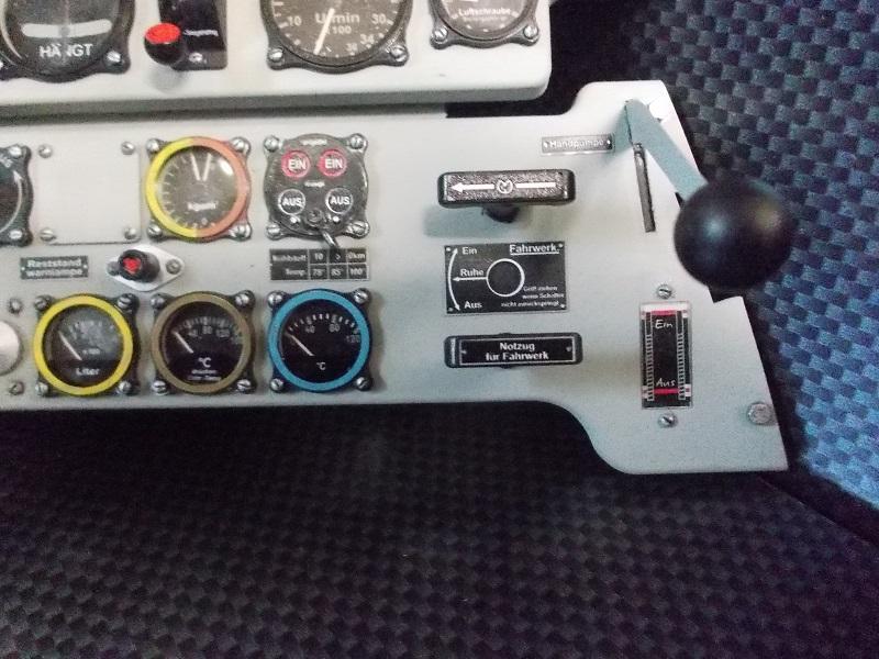 Tableau de bord de Bf-109 E-3 (Eduard 1/4) Dscn0035