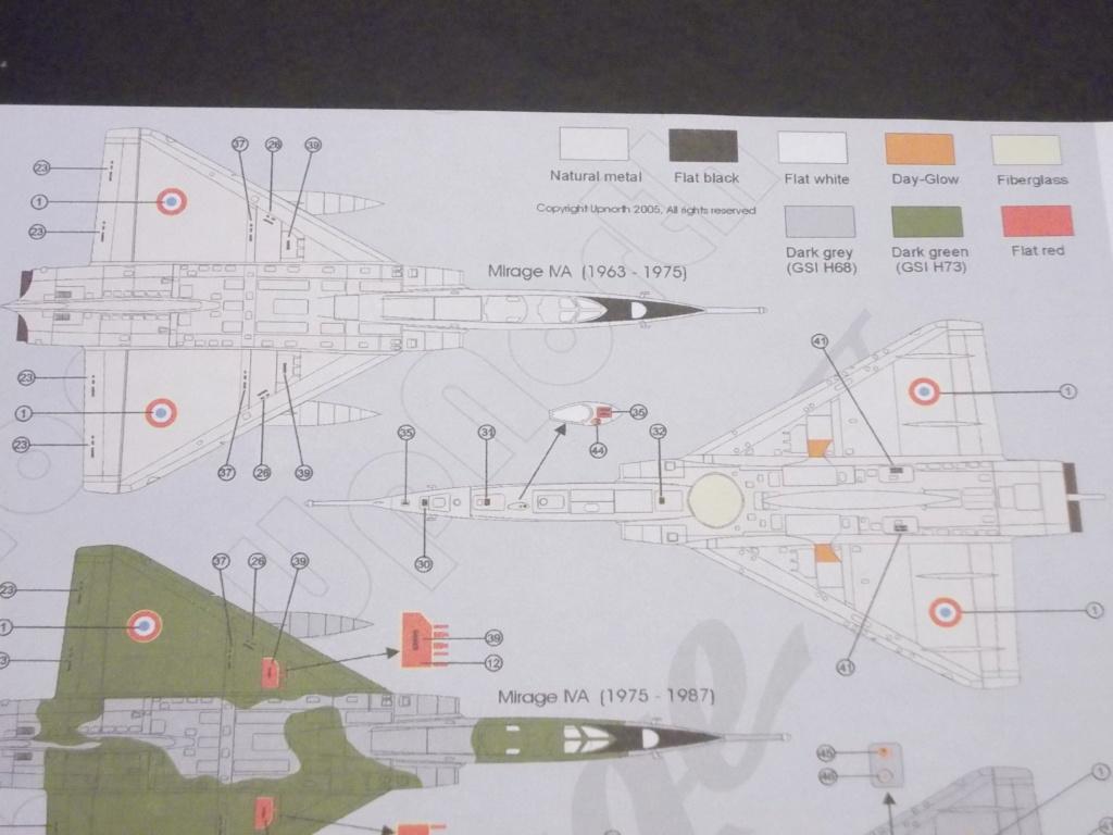 Mirage IV ( Heller 1/48 )  Dscn0095