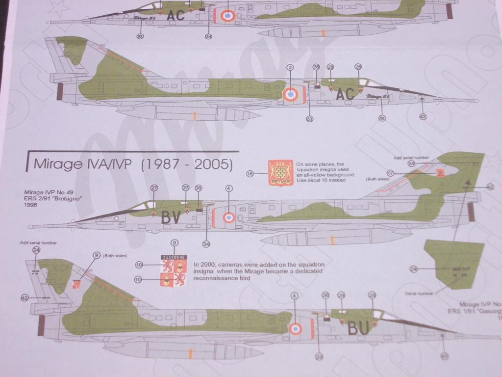 Mirage IV ( Heller 1/48 )  Dscn0096