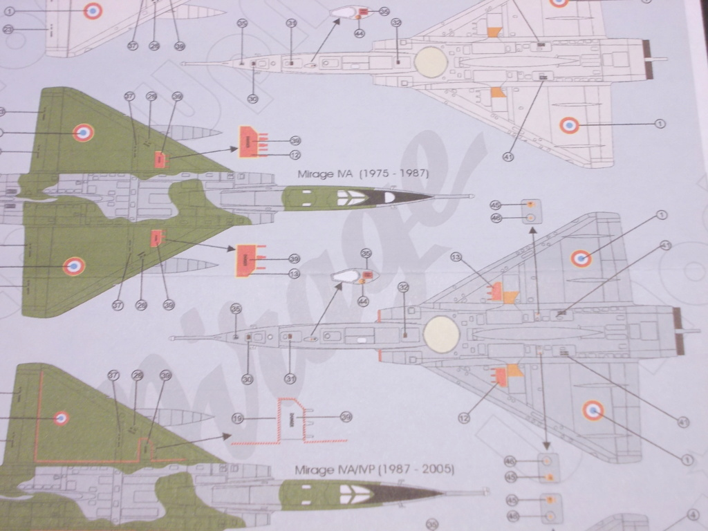 Mirage IV ( Heller 1/48 )  Dscn0098