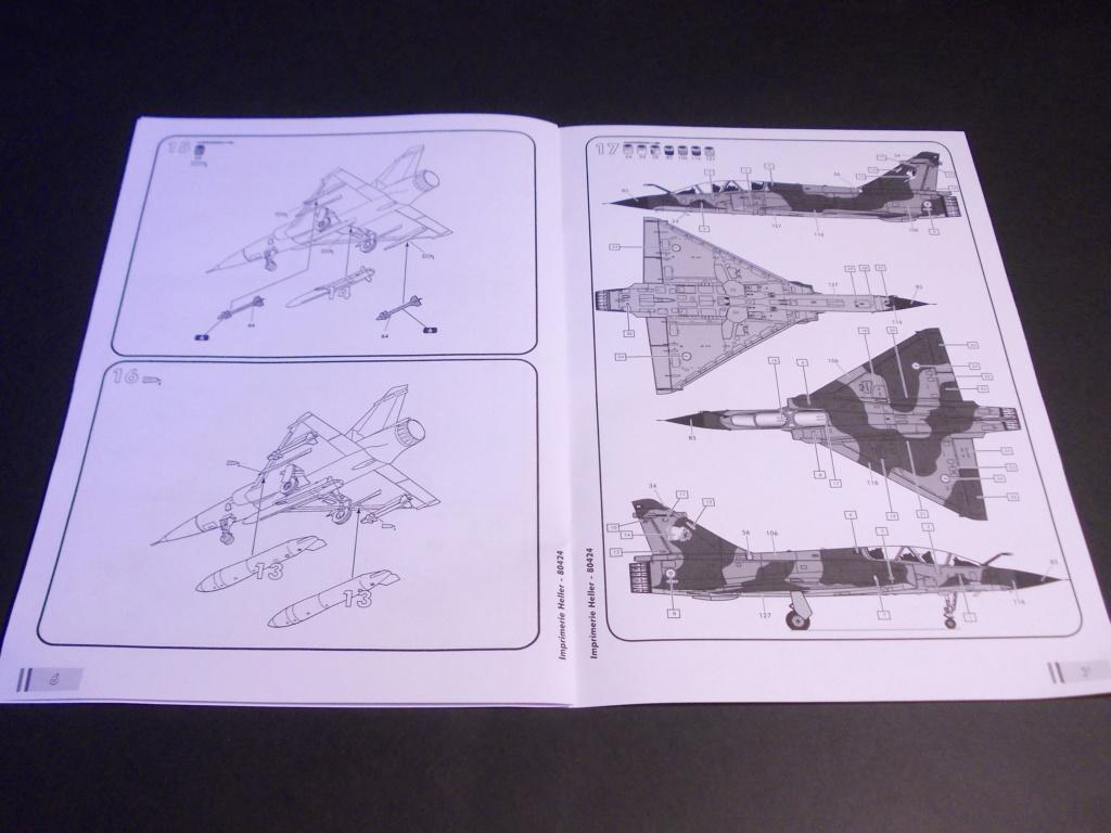 Mirage 2000 N ( Heller 1/48 ) Dscn0108