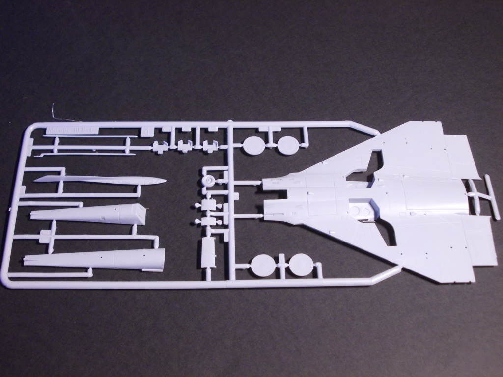 Mirage III C / B ( Heller 1/48) Dscn0113
