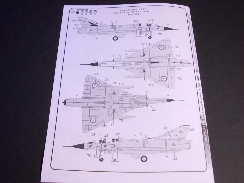 Mirage III C / B ( Heller 1/48) Dscn0114