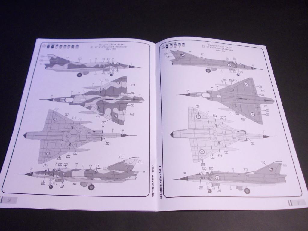 Mirage III C / B ( Heller 1/48) Dscn0116