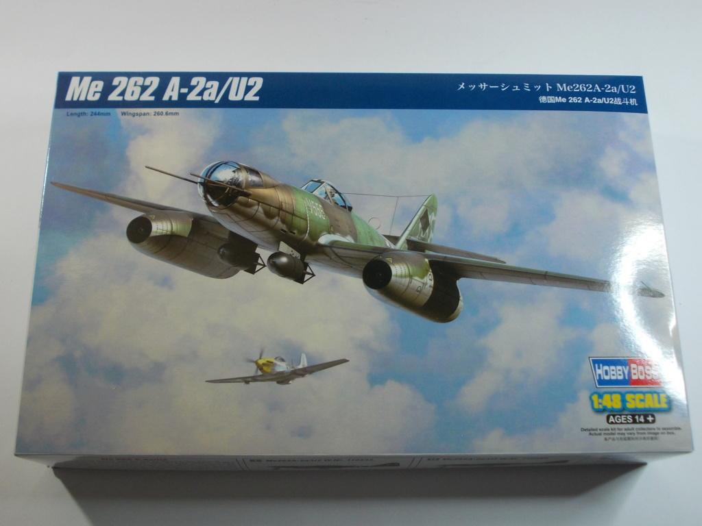 Me 262 A-2a/U2 au 1/48 ( Dragon 5529 versus Hobby Boss 80377 ) Dscn0165