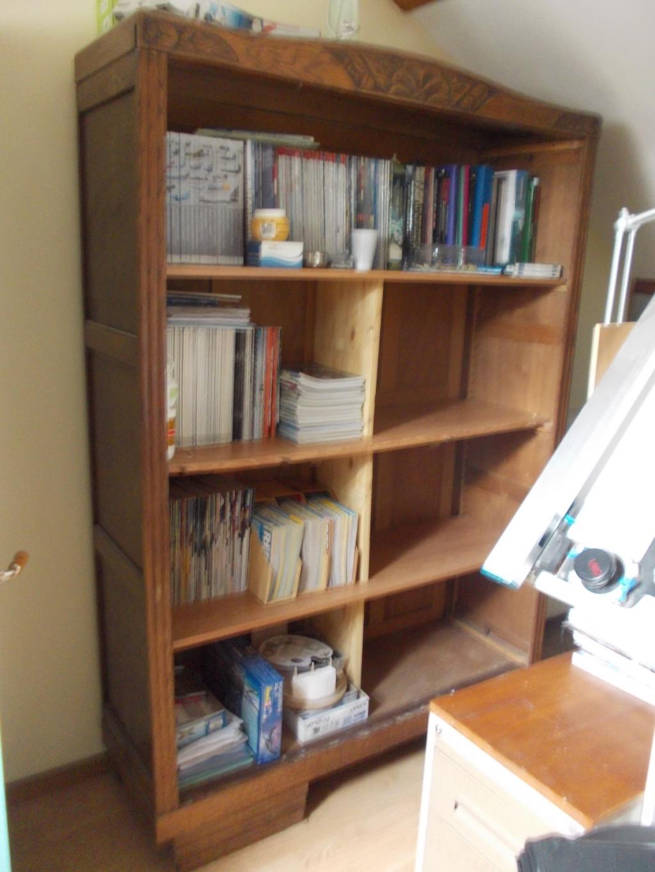 Mon nouvel atelier ( pas encore terminé ) Dscn0239