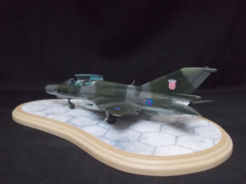 MiG-21 UM  Mongol B (Trumpeter 1/48)  Dscn1132