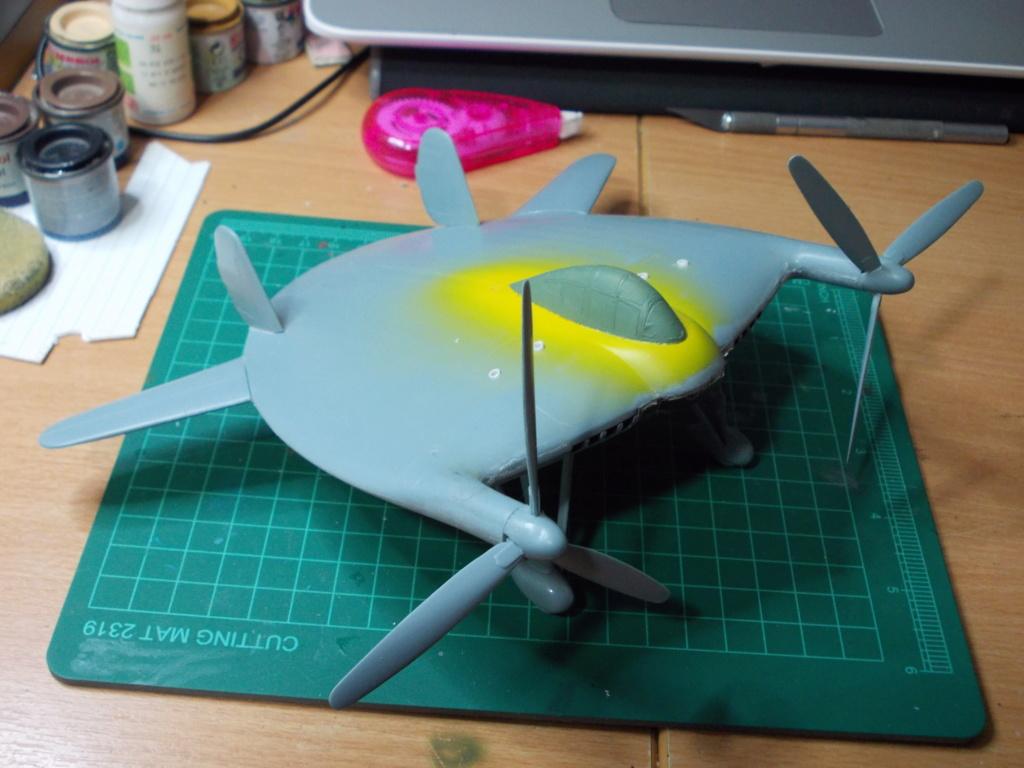 """V-173 """"Flying Pancake"""" (Sword 1/48) Dscn1179"""