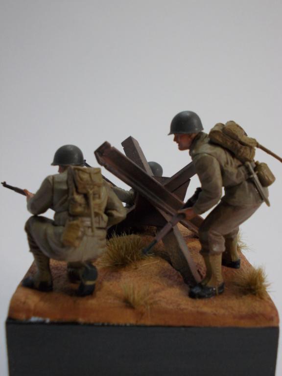 L'assaut (Tamiya 1/35 ) Dscn1422