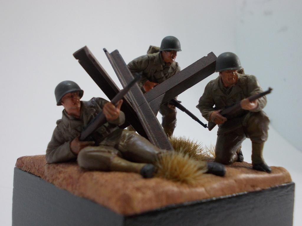 L'assaut (Tamiya 1/35 ) Dscn1427