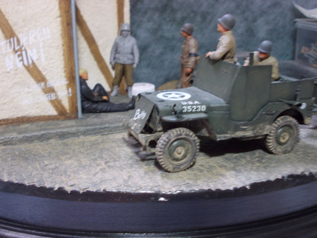 U.S. Multiple Gun Motor Carriage M16 1/35 Tamiya  FINI !!!!!!!! Dscn1442