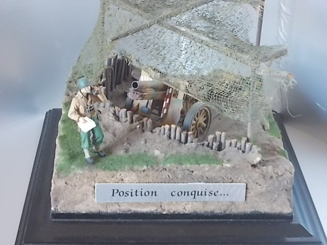 Position conquise ( Allan / Verlinden 1/35) Dscn1610