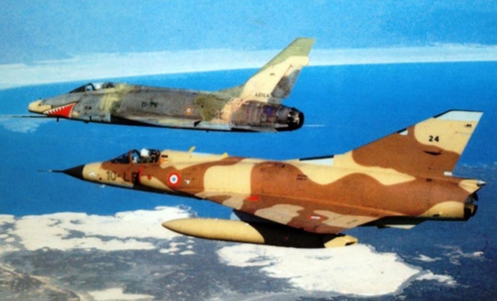 N.A. F-100 D Super Sabre (Trumpeter 1/48 ) F-100_10