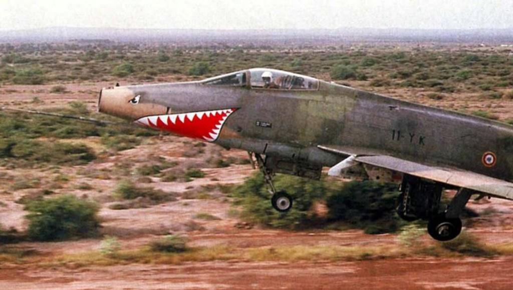 N.A. F-100 D Super Sabre (Trumpeter 1/48 ) F-100d13
